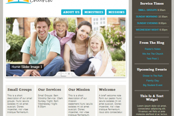 Top 5 Reasons a Church Should Have a Website