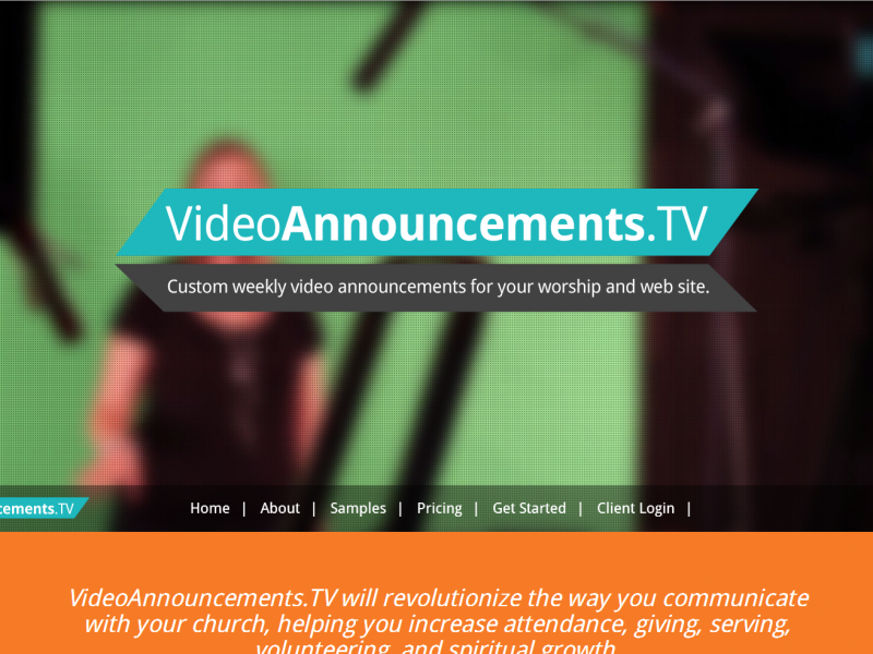 VideoAnnouncements.tv