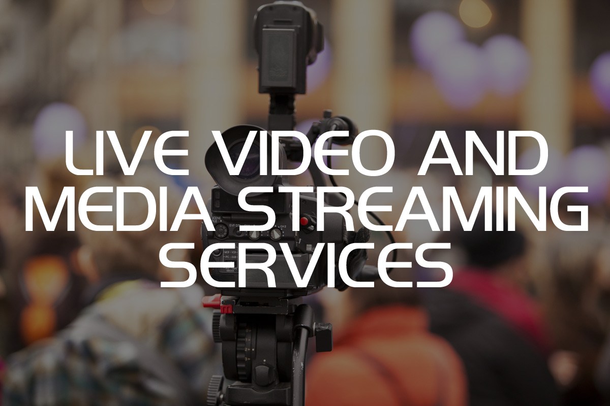 Try Live Streaming Your Services